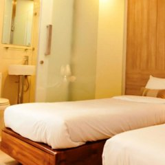 The Period Pratunam Hotel Бангкок комната для гостей фото 3
