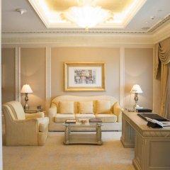 Отель Emirates Palace Abu Dhabi 5* Люкс с различными типами кроватей фото 2