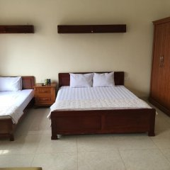 Nam Rom Hotel комната для гостей