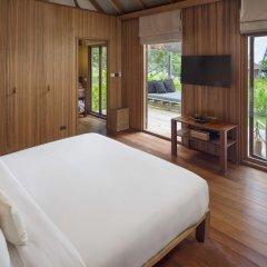 Отель Haadtien Beach Resort 4* Вилла с различными типами кроватей фото 8