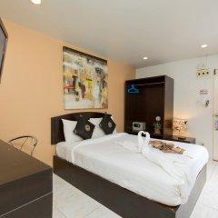 Отель Cool Sea House 2* Апартаменты разные типы кроватей фото 9