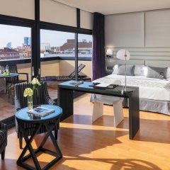 Отель H10 Marina Barcelona 4* Полулюкс с различными типами кроватей фото 5