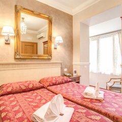 Отель Caravaggio Италия, Рим - 9 отзывов об отеле, цены и фото номеров - забронировать отель Caravaggio онлайн комната для гостей фото 4
