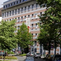 Отель IntercityHotel Nürnberg парковка