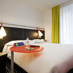 Отель ibis Styles Paris République (ex all seasons) 3* Стандартный номер с различными типами кроватей фото 4