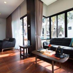 Отель Simple Life Cliff View Resort 3* Стандартный семейный номер с различными типами кроватей фото 4