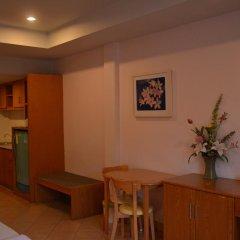 Отель Seven Oak Inn 2* Стандартный семейный номер с двуспальной кроватью фото 18