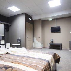 Мини-Отель City комната для гостей фото 4