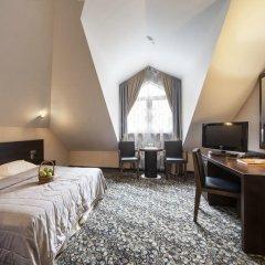 Гостиница Кайзерхоф 4* Стандартный номер с различными типами кроватей фото 5