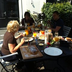 Отель Bed & Breakfast Diemerbrug питание фото 3