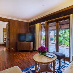 Sheraton Grande Sukhumvit, Luxury Collection Hotel, Bangkok 5* Люкс Rajah с различными типами кроватей фото 9