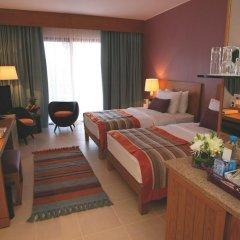 Отель Movenpick Resort & Spa Tala Bay Aqaba 5* Улучшенный номер с различными типами кроватей фото 4