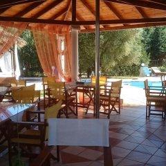 Отель Villa Askamnia Deluxe Греция, Метаморфоси - отзывы, цены и фото номеров - забронировать отель Villa Askamnia Deluxe онлайн питание фото 2