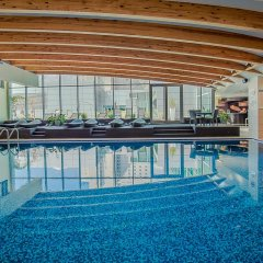 Отель IBB Andersia Hotel Польша, Познань - отзывы, цены и фото номеров - забронировать отель IBB Andersia Hotel онлайн бассейн