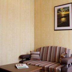 PAN Inter Hotel 4* Люкс с двуспальной кроватью фото 2