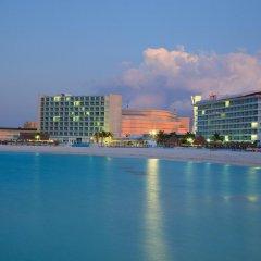 Отель Krystal Cancun Мексика, Канкун - 2 отзыва об отеле, цены и фото номеров - забронировать отель Krystal Cancun онлайн бассейн фото 3
