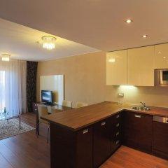 Golden Fish Hotel Apartments Пльзень в номере