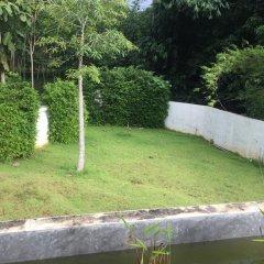 Отель Buabaan Villa by Kalayanuwat спортивное сооружение