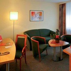 Mercure Hotel Atrium Braunschweig 3* Улучшенный номер с различными типами кроватей фото 2