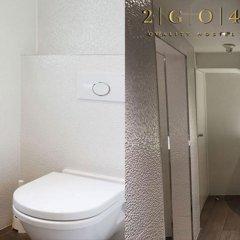 2GO4 Quality Hostel Grand Place Кровать в общем номере с двухъярусной кроватью фото 5