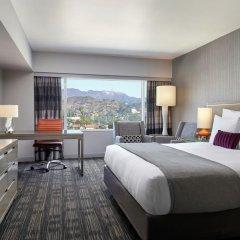 Loews Hollywood Hotel 4* Стандартный номер с различными типами кроватей фото 3