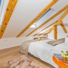 Отель Dubrovnik Luxury Residence-L`Orangerie 4* Апартаменты с различными типами кроватей фото 2