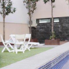 Отель Hva Augusta Garden Apartments Испания, Барселона - отзывы, цены и фото номеров - забронировать отель Hva Augusta Garden Apartments онлайн спортивное сооружение