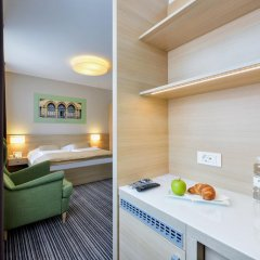 Ahotel Hotel Ljubljana 4* Номер Комфорт