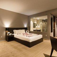 Terracotta Hotel & Resort Dalat 4* Улучшенный номер с различными типами кроватей фото 5