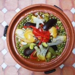 Отель Riad Helen Марокко, Марракеш - отзывы, цены и фото номеров - забронировать отель Riad Helen онлайн питание фото 2