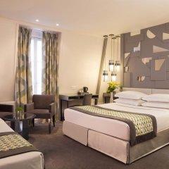 Отель Hôtel A La Villa des Artistes 3* Стандартный номер с различными типами кроватей фото 6