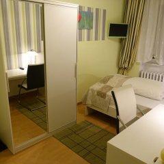 Hotel Villa Konstanz Берлин комната для гостей фото 2