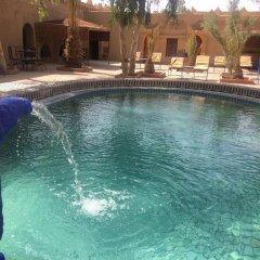 Отель Kasbah Mohayut Марокко, Мерзуга - отзывы, цены и фото номеров - забронировать отель Kasbah Mohayut онлайн бассейн