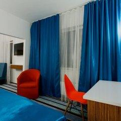 Мини-Отель Global Sky Стандартный номер с 2 отдельными кроватями фото 15