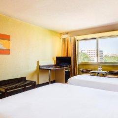 Hotel des Congres 3* Стандартный номер с различными типами кроватей фото 2
