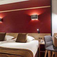 Отель Median Paris Congrès 3* Стандартный номер с различными типами кроватей