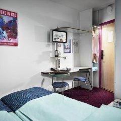 CABINN Odense Hotel 2* Стандартный номер с различными типами кроватей