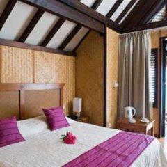 Отель Maitai Rangiroa 3* Бунгало с различными типами кроватей фото 8