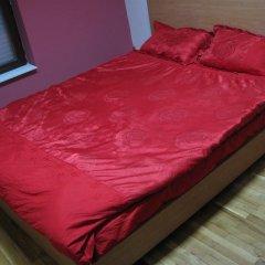 Star Hostel Belgrade Стандартный номер с двуспальной кроватью (общая ванная комната) фото 2
