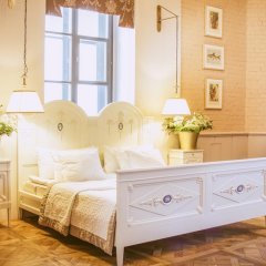 Гостиница Pevcheskaya Bashnya Стандартный номер с разными типами кроватей фото 4