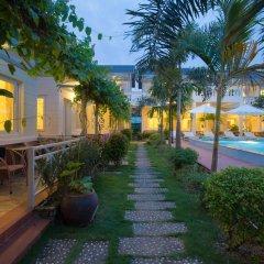 Отель Blue Paradise Resort 2* Стандартный номер с различными типами кроватей фото 8