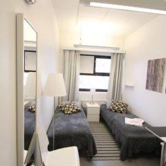 Forenom Hostel Helsinki Pitajanmaki Хельсинки комната для гостей