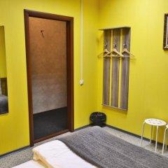 Хостел Казанское Подворье Номер с общей ванной комнатой с различными типами кроватей (общая ванная комната) фото 23