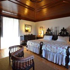 Отель Casa dos Assentos de Quintiaes 3* Стандартный номер с различными типами кроватей фото 3
