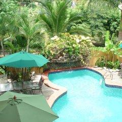 Отель Apart Hotel La Cordillera Гондурас, Сан-Педро-Сула - отзывы, цены и фото номеров - забронировать отель Apart Hotel La Cordillera онлайн бассейн
