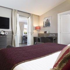 Отель Artemide 4* Люкс с различными типами кроватей