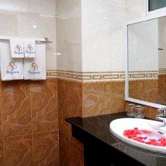Begonia Nha Trang Hotel 3* Номер Делюкс с различными типами кроватей фото 7