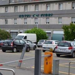 Hotel Dei Fiori парковка