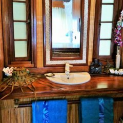 Отель Miki Miki Lodge ванная