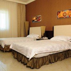 Crystal Plaza Hotel 2* Стандартный номер с различными типами кроватей фото 4